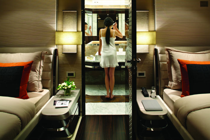 design trends in yacht bedrooms interiors superyacht owners