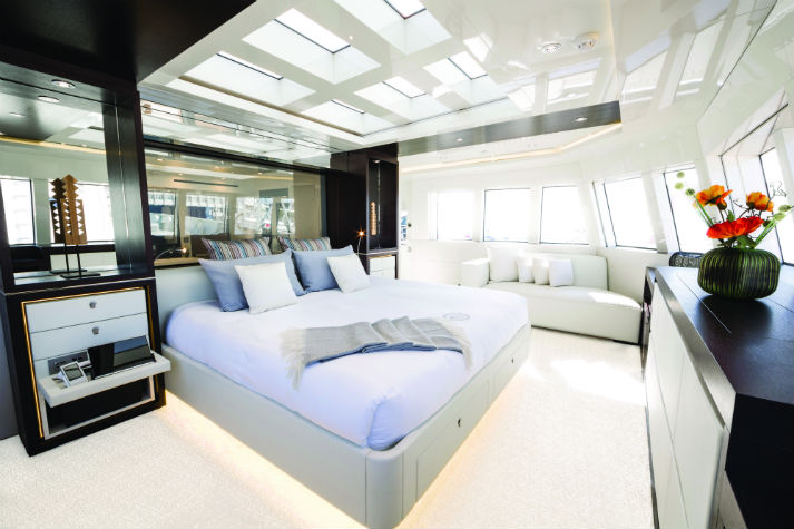 The Future Of Yacht Bedrooms amp Master Suites Superyacht